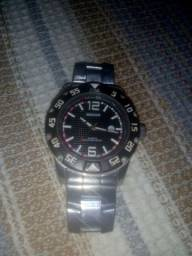 Título do anúncio: Relógio magnum quartz Water 100m resist
