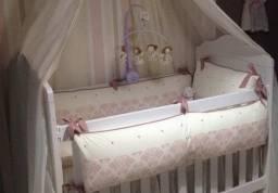 Vendo enxoval completo de bebê (menina) por um preço imperdível!!
