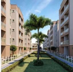JP apartamentos com 44m² com 2 quartos e varanda em otima localizaçao