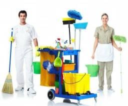 Título do anúncio: Serviço de limpeza profissional