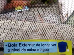Boia externa para caixa d'água
