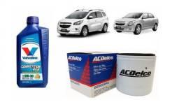 Título do anúncio: Troca de Óleo Chevrolet 5w30 Autopeças e Troca de Óleo