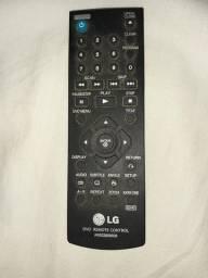 Controle DVD LG
