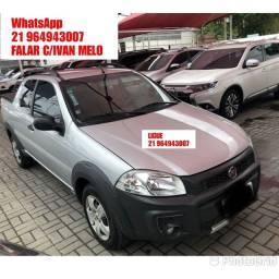 Título do anúncio: FIAT STRADA 2016 46.000KMS Falar IVAN MELO