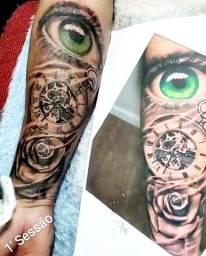 Tattoo/Tatuagem (Atendemos a domicílio)