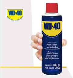 WD-40 Uso profissional