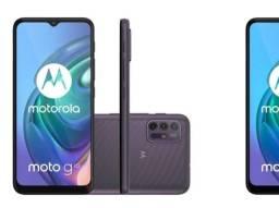 Título do anúncio: Smartphone  Moto G10 64GB (NOVO)