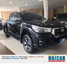 Hilux srx 2.8 2019/2019 completo