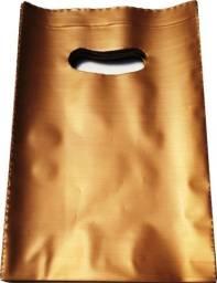 Sacolas Plásticas Boca de Palhaço