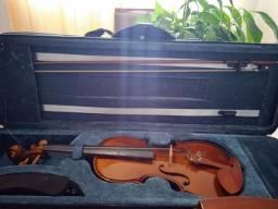 Violino pequeno