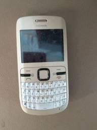 Celular Nokia C300 pegando perfeitamente