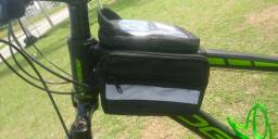 Título do anúncio: Bolsas para quadro bike em does modelos.