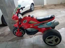 Moto elétrica GT 02  12 V. Turbo com 2 velocidade