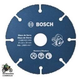 Título do anúncio: Disco Para Serra Mármore Especial Para Madeira 110 Mm Bosch