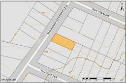 Título do anúncio: terreno 12x30m = 360m² - rua barão do cerro azul, bairro bom Jesus - São José dos Pinhais
