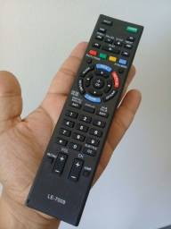 Controle para Tv Sony Smart - Com Atalhos