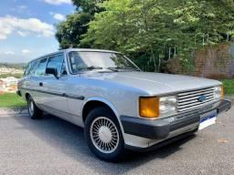 Título do anúncio: Chevrolet Caravan Comodoro SL Alcool- 1986 -  Impecavel