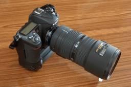 Título do anúncio: Nikon 80-200mm f2.8 D