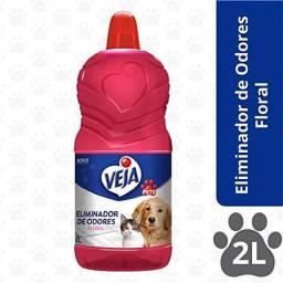 Título do anúncio: Limpador VEJA PETS Elmiminador de odores