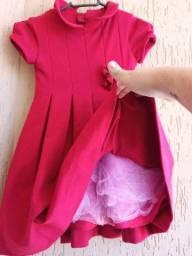 Título do anúncio: Vestidos menina