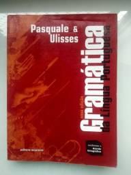 Livro Gramática Pasquale e Ulisses