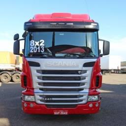 Scania R 440 - 2013/13 - 8x2 (BAP 2642)