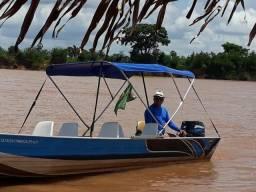 Barco de passeio - 2017