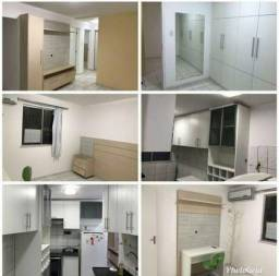 Apartamento Mobiliado e projetado - Turu