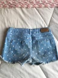 Vendo short Jeans, marca Zara