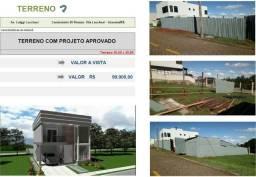 Terreno Pronto Para Construir no Condomínio Di Firenze- Vila Lucchesi