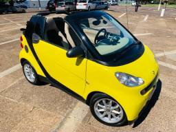 Smart - Fortwo Passion Cabrio 1.0 Turbo - 3 Cilindros - (84 Cv) - Impecável - 2010