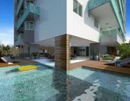Lançamento na Jatiúca, até 134 m², 3 quartos, varanda, 3 vagas, área de lazer, só 601mil!