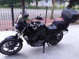 Moto CB 500 2002 toda revisada - 2002