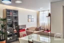 Apartamento à venda com 3 dormitórios em Indaiá, Belo horizonte cod:256824
