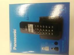 Vendo telefone Panasonic com identificador de chamadas