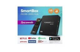 Smart Box Tv Proeletronic 4k Hd