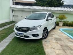 Honda city automático exl novo GNV 5g - 2018