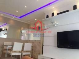 Apartamento à venda com 2 dormitórios em Centro, Duque de caxias cod:027