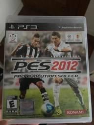 Jogo PES 2012 RELIQUIA para Playstation 3
