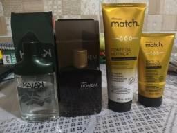 Perfumes usados