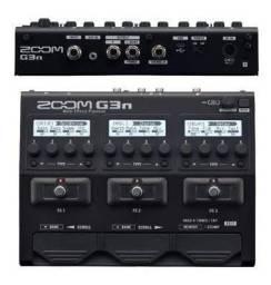 Pedaleira Zoom G3n