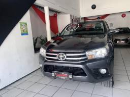 Toyota Hilux SRV 16/16 - 2016