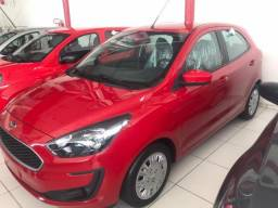 Ford ka 1.5 cvt flex automático - 2018