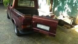 Fiat 147 saboneteira - 1981