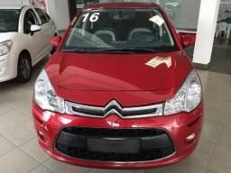CITROËN C3 2016/2017 1.5 ATTRACTION 8V FLEX 4P MANUAL - 2017