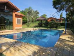 REF 374 Belíssima chácara 4282 m², lindo jardim, escriturada, Imobiliária Paletó
