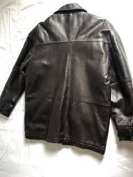 Jaqueta puro couro