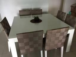 Mesa em laca para jantar