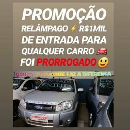 Vem NA SHOWROOM! R$1MIL DE ENTRADA(ECOSPORT FREESTYLE 1.6 2012)