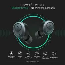 Fone Bluethoo Blitzwolf Tws